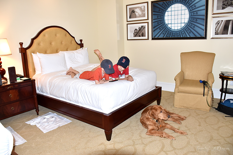 The Jefferson Hotel Richmond Family Travel Review