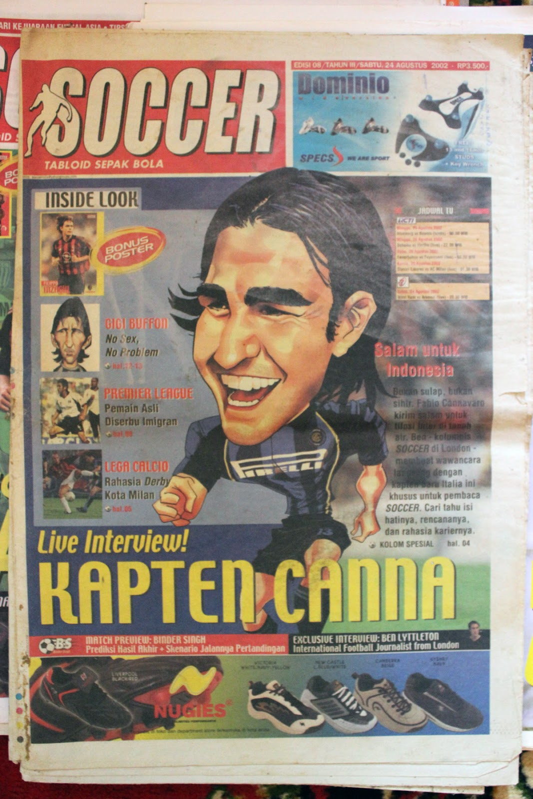 Image Result For Tabloid Bola