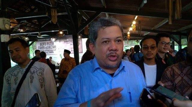 36 Kasus Dihentikan KPK, Fahri Hamzah: Itu Seperti Bangkai Dibuang