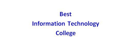 Information Technology Schools