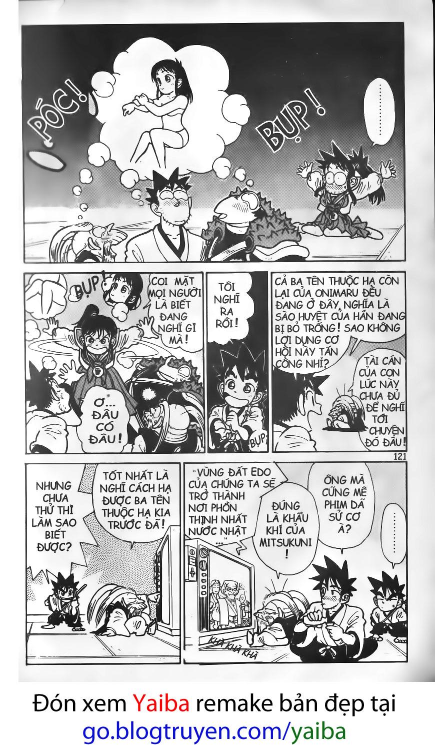 Yaiba chap 36 trang 12