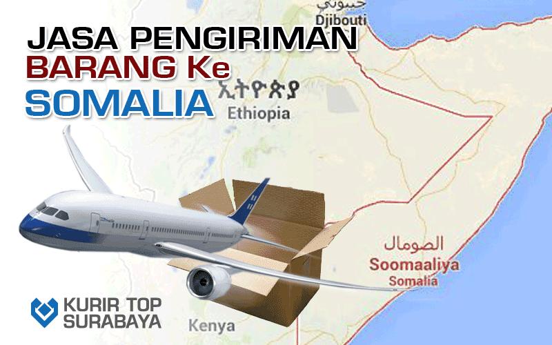 JASA PENGIRIMAN LUAR NEGERI | KE SOMALIA