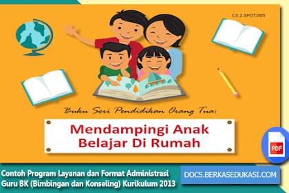 Mendampingi Anak Belajar di Rumah