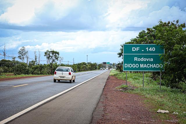 Negada suspensão da licitação para duplicar rodovia DF-140