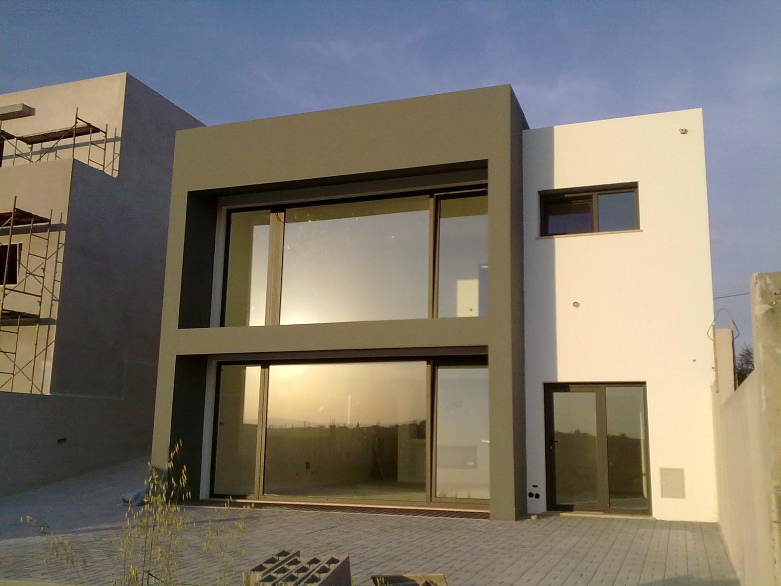 O projecto da minha casa pintura exterior for Pintura para casa exterior