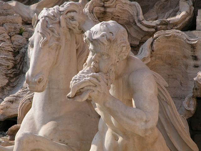 Rome Centre - Fontaine de Trevi