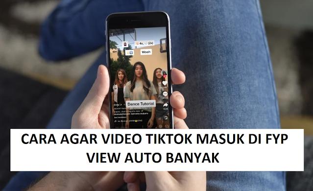 Apa Itu FYP Tiktok dan Bagaimana Cara Agar Video Tiktok Masuk FYP?