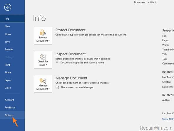 حزمة لغة Office 2016