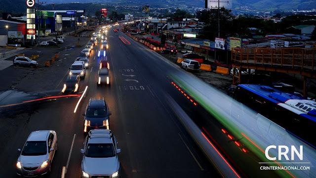 Restricción vehicular costa rica