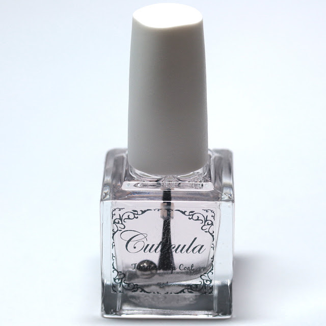 Cuticula Frosted Candy Scented Timeless Top Coat