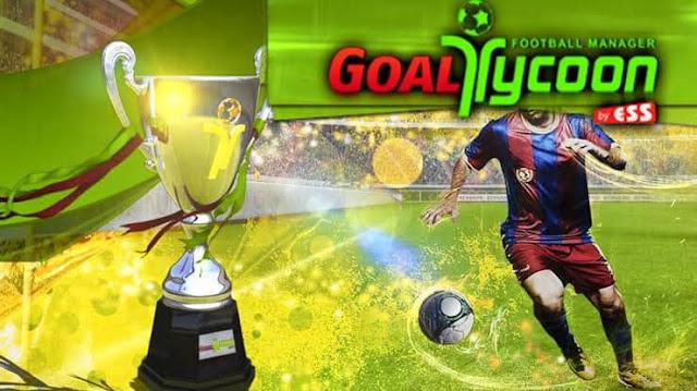مراجعة للعبة جول تايكون وطريقة الربح منها عشرات اليورو شهريا GoalTycoon