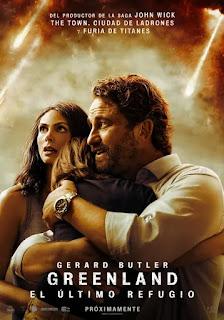 Greenland [2020] [DVDR] [NTSC] [Latino]