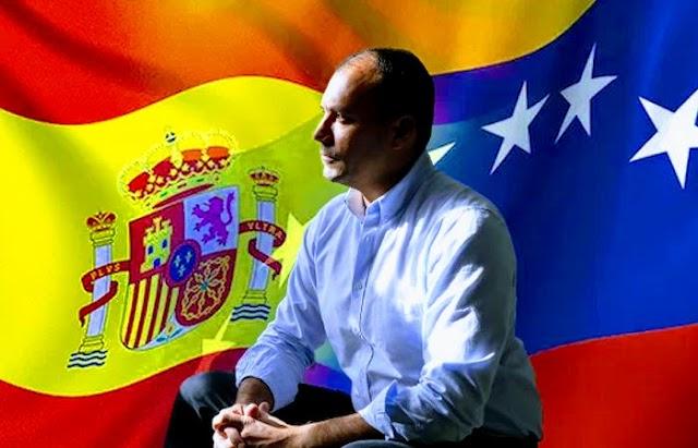Dirigente opositor venezolano Rolando Figueroa pide nuevamente asilo en España ante posible extradición tras ser acusado de estafa