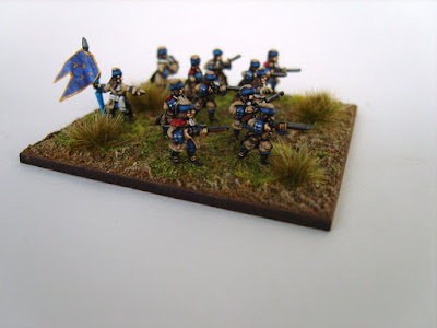 Joint 2nd place: French Listenois Dragoons, by kev1964 - wins £10 Pendraken credit!