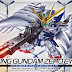 SDCS Wing Gundam Zero Custom EW - Release Info, Box art and Official Images