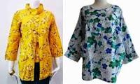Baju batik sebagai keterangan dari pengertian seni kriya