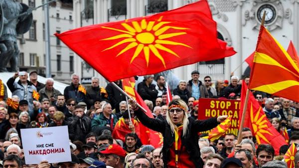 Δικηγόρος έκανε μήνυση σε βουλευτή της ΝΔ γιατί αποκαλεί τους Σκοπιανούς… Σκοπιανούς