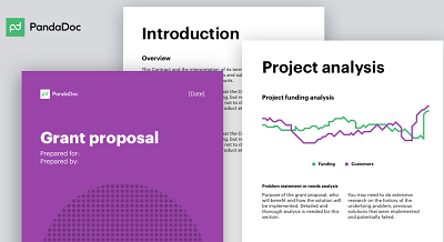 A Guide For Writing a Funding Proposal