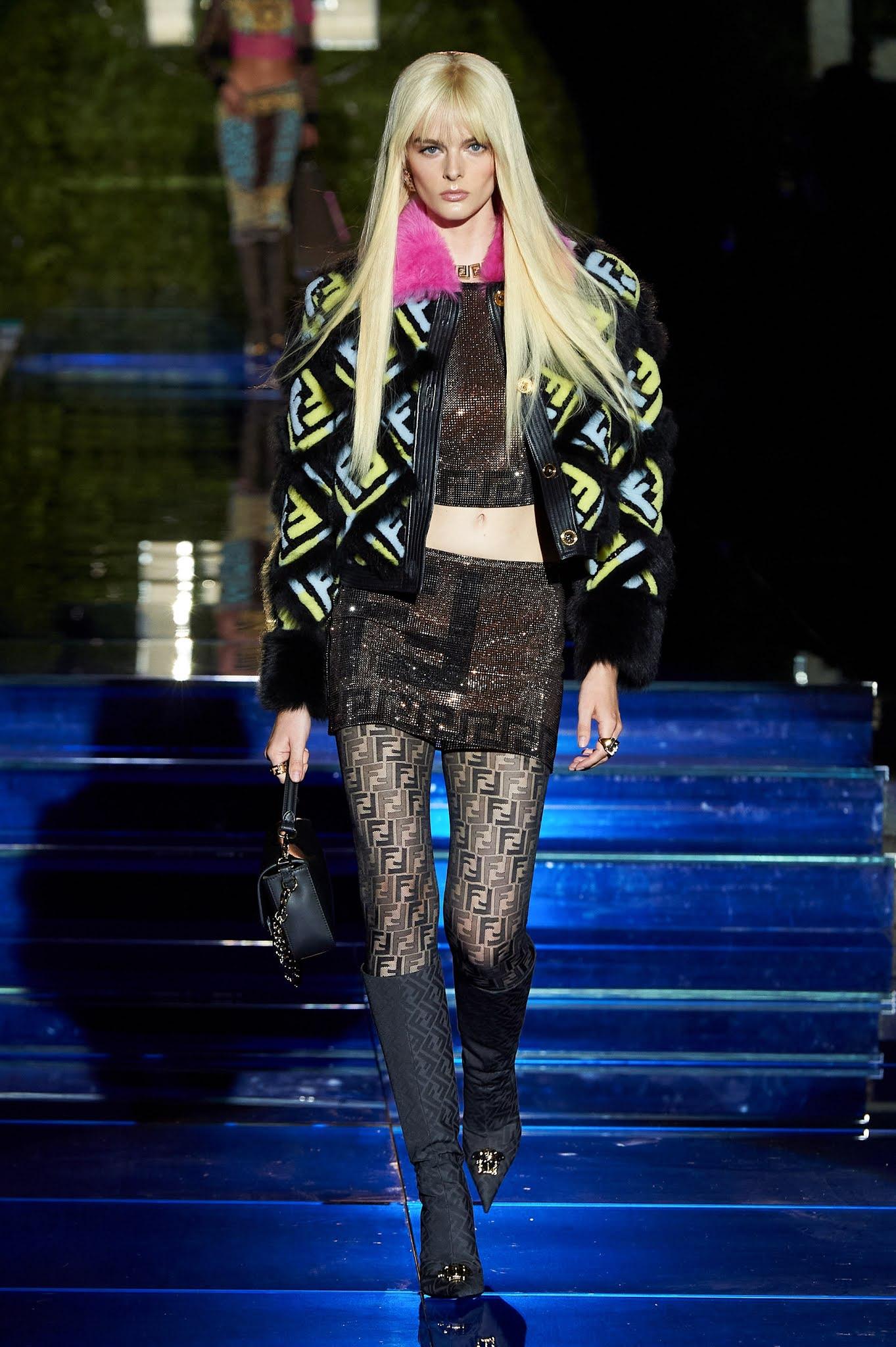 Versace x Fendi - FENDACE Collection