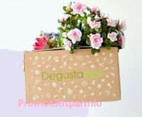 Logo Degustabox da Record di Aprile: 14 prodotti + regalo
