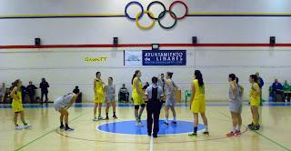 Temporada extraña en la Liga Nacional Femenina para las chicas jiennenses