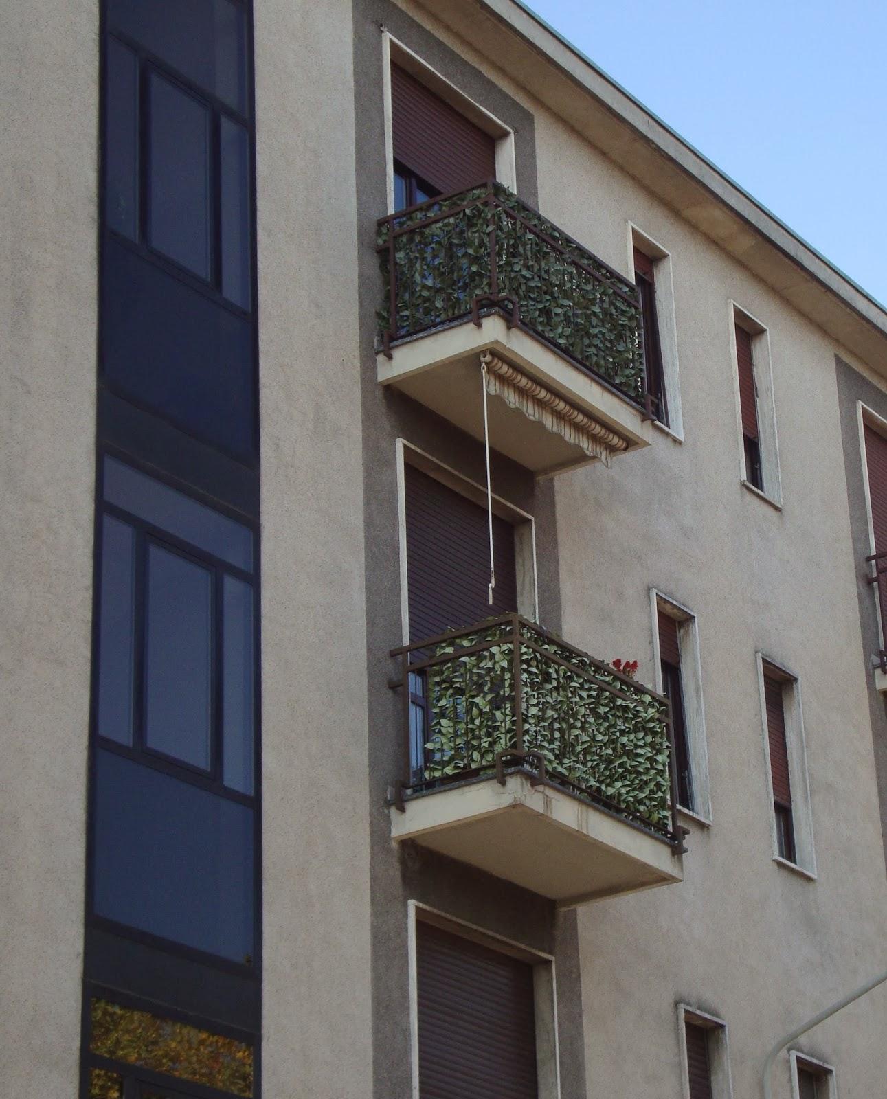 Un piccolo giardino in città: sempreverde sempreorribile