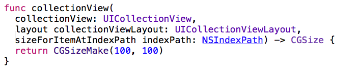 Fixing cellForItemAtIndexPath method of UICollectionView not called