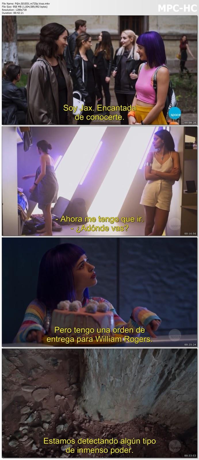 Pandora Temporada 1 Ingles Subtitulado 720p Seireshd