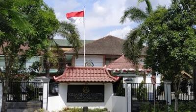 Kantor Kejari Yogyakarta