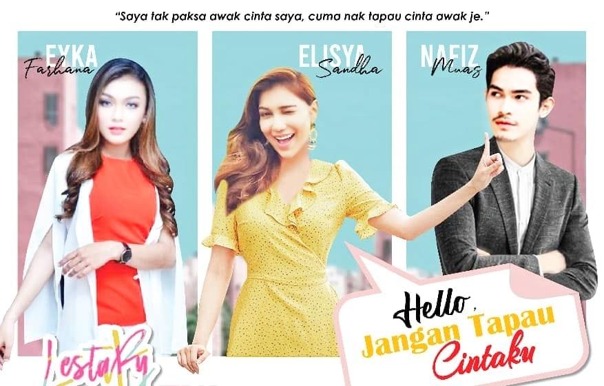 Sinopsis Drama Hello Jangan Tapau Cintaku Lakonan Nafiz Muaz Dan Elisya Sandha