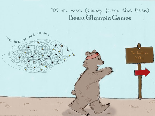 Bears Olympic Games part II