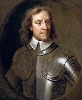 painting of Oliver Cromwell from wpclipart.com