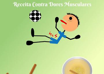 Receita Contra Dores Musculares: Chá de Canela com Erva-doce e Mostarda