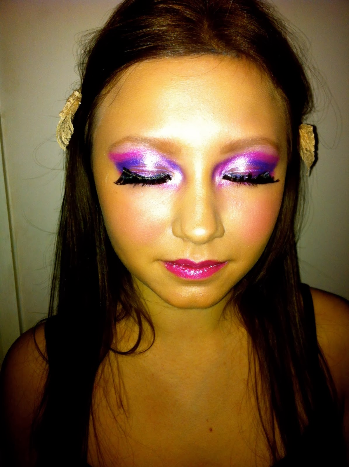 Barbie Makeup: Beauty Is A Creation Of Art: Zombie Barbie Makeup