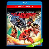 Liga de la Justicia: Paradoja del Tiempo (2013) Full HD 1080p Latino