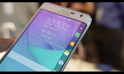 Samsung Galaxy Note Edge Specifications