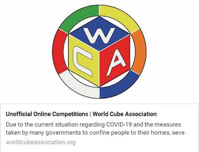 kompetisi tidak resmi WCA
