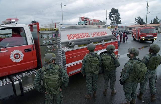 Kerusuhan Dua Penjara di Ekuador, Sedikitnya 22 Narapidana Tewas dan Beberapa Polisi Terluka