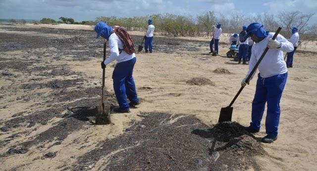 O óleo que atinge mais de cem praias em nove Estados do Nordeste mostra despreparo das autoridades brasileiras, que enfrentam um dos piores desastres ambientes de sua história, afirma o oceanógrafo David Zee.