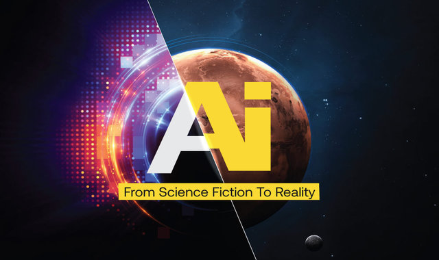 SciFi To Reality: When Fiction Becomes Reality #infographic