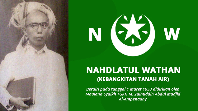 Foto: Pendiri Nahdlatul Wathan