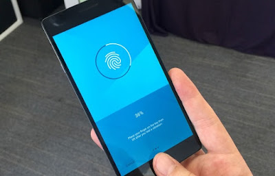 Tips Menggunakan Fingerprint Pada Smartphone