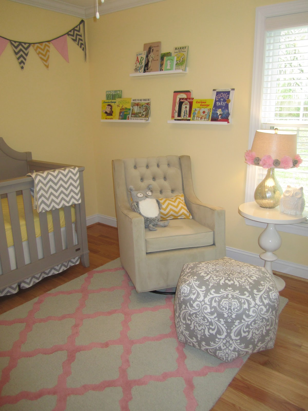 The Norwood Nest Nursery Reveal