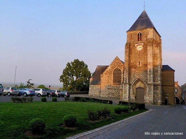 Saint-Valery-sur-Somme, Bahía de Somme, Francia