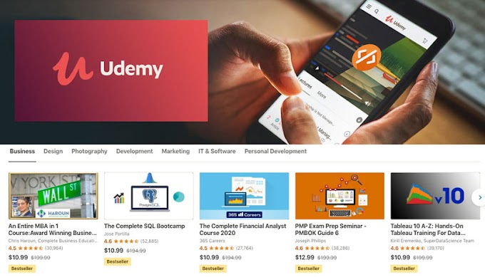 The Best Free Udemy Courses