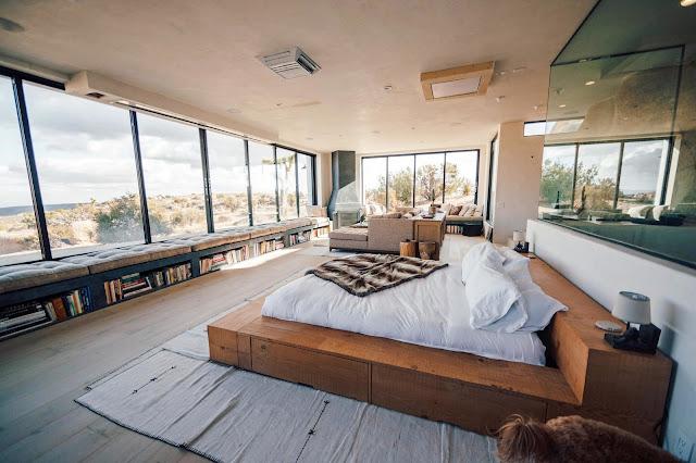 แบบห้องนอนขนาดใหญ่