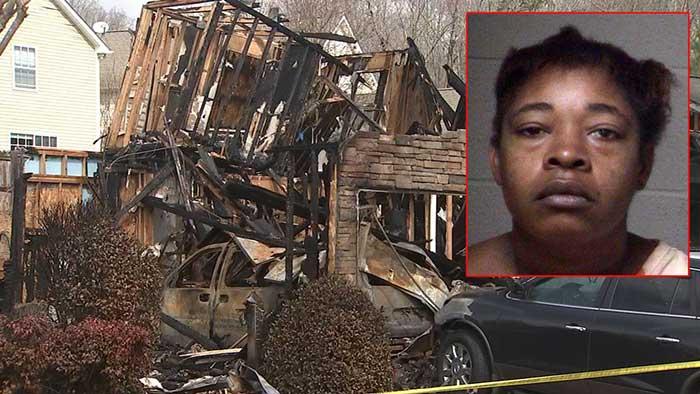 Membakar Puluhan Rumah Sesudah Cerai