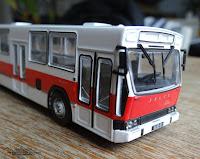 "Jelcz PR-110U, model, De Agostini, ""Kultowe Auta PRL-u"""