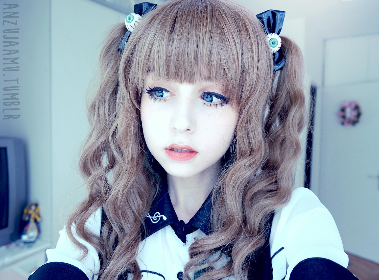 Uniqso I Fairy Hana Blue Review Amp Makeup Tutorial