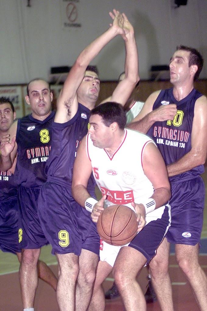 Ρετρό: Φωτορεπορτάζ από τον αγώνα ΣΑΕ Αστέρια-Ελπίδες Ηλιούπολης για τη Β΄ ΕΚΑΣΘ ανδρών την περίοδο 2003-2004